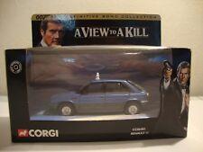 Corgi James Bond 007 Renault l l A View To Kill