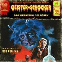 GEISTER-SCHOCKER - DAS WERKZEUG DES BÖSEN VOL.55  CD NEW BOB COLLINS