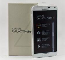 OPEN BOX - Samsung Galaxy Note 4 SM-N910C White (FACTORY UNLOCKED)  , 16MP