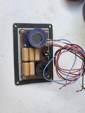 B&W DM5 Vintage Speaker Crossover