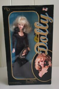Dolly Parton Goldberger Limited Edition Doll 1996
