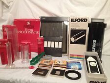 Photographie film Developing and darkroom équipement-Job Lot