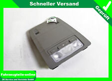 Opel Astra J Interior Lights Ceiling Light Front With Microphone 316627975