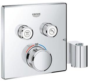GROHE SmartControl Thermostat Unterputz System integriertem Brausehalter 29125