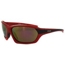 Polaroid Sport Gafas de Sol P7402 0A4 Jb Rojo y Negro Rojo Amarillo Polarizados
