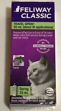Feliway Classic Professional Travel Spray For Cats (20 mL) Exp.7-2021