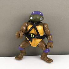 DONATELLO figure TMNT Teenage Mutant Ninja Turtles Playmates 1988 Soft Head