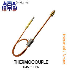 THERMOCOUPLE FOR BRAEMAR WALL FURNACE D45 D55 SIT - PART# 0270416