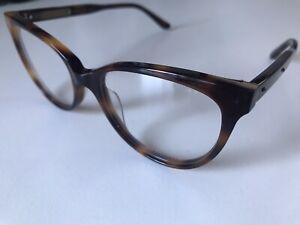 Bottega Veneta Eyeglasses Frames BV0025O 004 53-17-140 Havana Made in Japan
