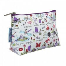 Fairy Garden Design Wash Bag Makeup Bag Bathroom Bag