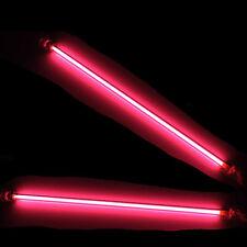 "2 X 6"" Car Motor Red Underbody Neon Kit Lights CCFL Cold Cathode Tube Sales"