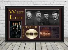 New Westlife Autographed Signed Photo Print Poster Memorabilia