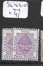 ORANGE FREE STATE  (PP3005B)  TREE  2D   SG 49, 51  MOG