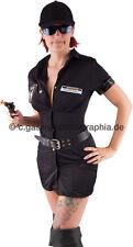 Sexy * Kostüm Polizei * Cop * Security * Bodyguard – 4 tlg., Gr. 36-38
