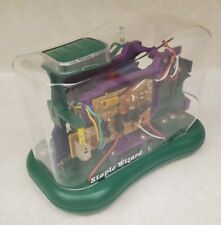 Rexel Staple Wizard Colorful Electric Stapler Model 112 Hard To Find