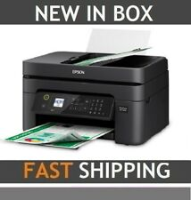 NEW Epson WorkForce WF-2830 All-in-One DUPLEX Color Printer SCAN COPY FAX SEALED