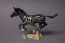 Göbel Goebel Porzellan Figur Tiere der Serengeti Serie Steppen Zebra