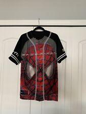 Vintage 2003 Spiderman Baseball Jersey size S
