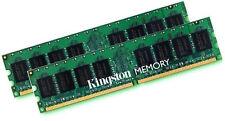 2x 2GB 4GB Kingston RAM Speicher DDR2 800 Mhz KVR800D2N6/2G PC2-6400 240p