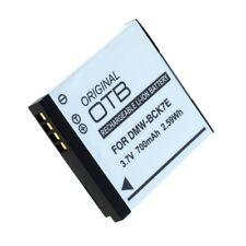 Original OTB Accu Batterij Panasonic Lumix DMC-FH2A - 700mAh Akku Battery