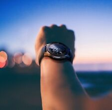 Samsung Galaxy Watch Sm-r800 46mm Gold Smartwatch Bluetooth WiFi