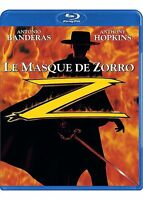 """Blu-ray """"la máscara de Zorro"""" NUEVO EN BLÍSTER"""