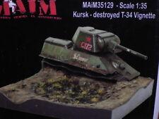 Resin 1/35 Mr t-34 diorama base