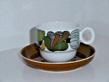 Thomas rotunda cobalto con goldbordüre taza de café