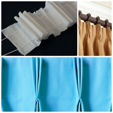 Premium Quality Pinch Pleat Curtain Header Tape - £1.50 metre - Free UK Post