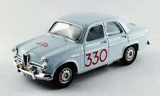 Alfa Romeo Giulietta T.I. #330 Monte Carlo 1964 Pinasco / Sanfilippo 1:43 Model