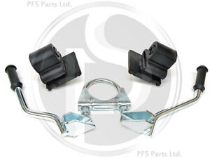 Peugeot 207 1.4 16v, 1.6 1.6v  Front Exhaust Hanger Mount Repair Kit 50mm