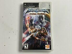 Sony PSP Soul Calibur: Broken Destiny *CIB* *Free Shipping*