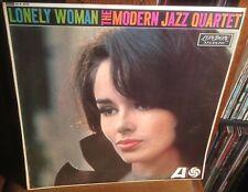 THE MODERN JAZZ QUARTET lonely woman 1962 UK LONDON ATLANTIC STEREO VINYL LP