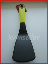 Flexible Spatula bright yellow handle kitchen utensils