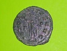 Gallienus 253 AD ancient ROMAN COIN sol sun god globe antique old good-vg money