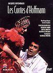 DVD: Offenbach: Les contes d'Hoffmann, Brian Large. Very Good Cond.: Robert Tear