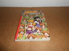 Ninja High School Pocket Manga Vol. 5 by Ben Dunn Graphic Novel Book in English