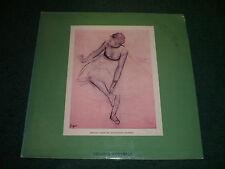 Delibes Coppelia Robert Irving~PROMO~Degas Dancer Art Sleeve~Insert~FAST SHIP!!!