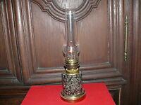 Petroleumlampe Tischlampe Petroleum Lampe ca. 50 Jahre alt