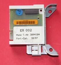 MIELE DISHWASHER G685 G686 TOP SPRAY ARM SENSOR ELECTRONIC ER002 P/NO3894181-5