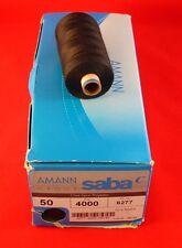(0,73€/100m) Polyestergarn Saba  50/500m Amann