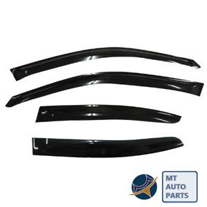 For BMW 3 Series E46 1997-2006 Guard Window Visors Door Vent Deflector Shield