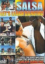 Let's Learn Dancing: Salsa DVD (2006)