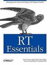 RT Essentials by Robert Spier, Jesse Vincent, Darren Chamberlain, Dave Rolsky...