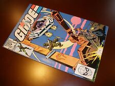 Marvel Comics G.I. Joe A Real American Hero # 8 High Grade 8.0-9.0