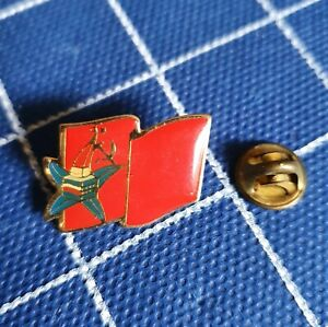 Pin badge WINTER Olympics games Albertville 1992 NOC USSR Olympic Committee