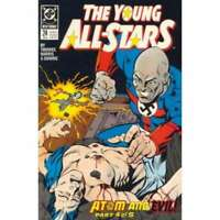 Young All-Stars #24 in Very Fine + condition. DC comics [*24]