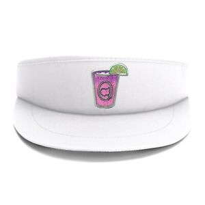 Transfusion Drink Augusta Inspired Imperial Tour Visor