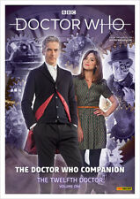 DOCTOR WHO MAGAZINE - THE DOCTOR WHO COMPANION: THE TWELFTH DOCTOR VOL.1...NEW