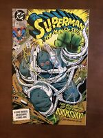 Superman: The Man of Steel #18 (1992) 9.2 NM DC Key Issue Comic 1st App Doomsday